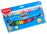Fixy Maped  24ks Color Peps