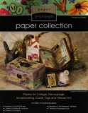Scrapbook a decoupage papír PLAID 21,6x2